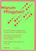 Postkarten Motiv Pfingsten