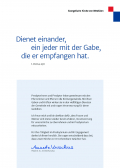 Presbyterinnen/Presbyter-Urkunden